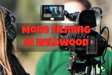 More Filming In Wildwood