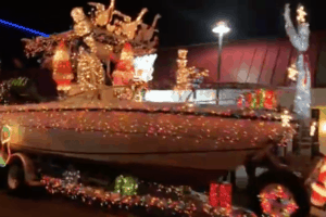 2017 Wildwood Christmas Parade