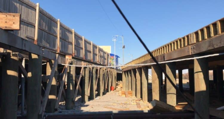 Seaport Pier Feb Update (Video)