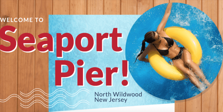 Seaport Pier Opening Announced