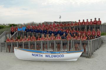 North Wildwood Beach Patrol Test Announced