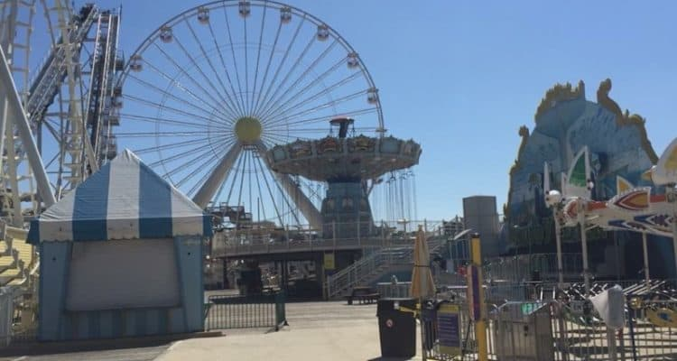 Morey's Piers Is Getting Ready For Opening Day!