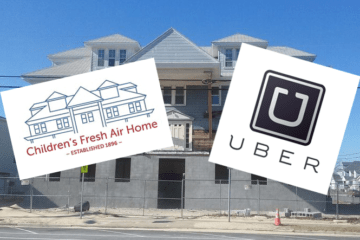 The Children's Fresh Air Home Awarded 20K from Uber!