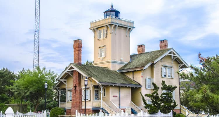 NEW Historical Commission To Take Over Lighthouse
