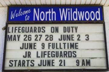N. Wildwood Beach Patrol