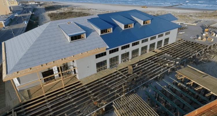 Seaport Pier (Drone) Update