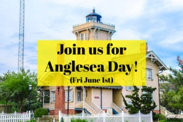Join Us For Anglesea Day!