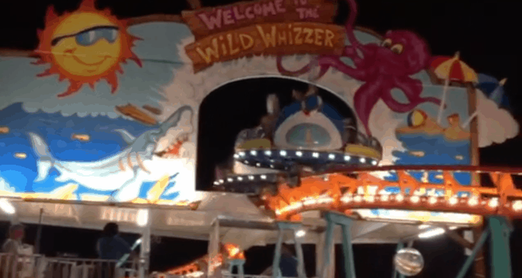 Wild Whizzer is NOW OPEN