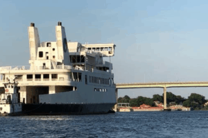 Cape May Ferry To Be Sunk Friday