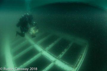 Sunken Cape May Ferry Photos!