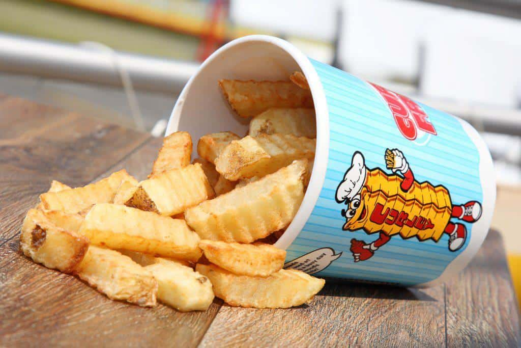 See How Curley's Fries Are Made!