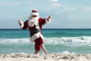 Santa On The Beach Postponed until July 22nd