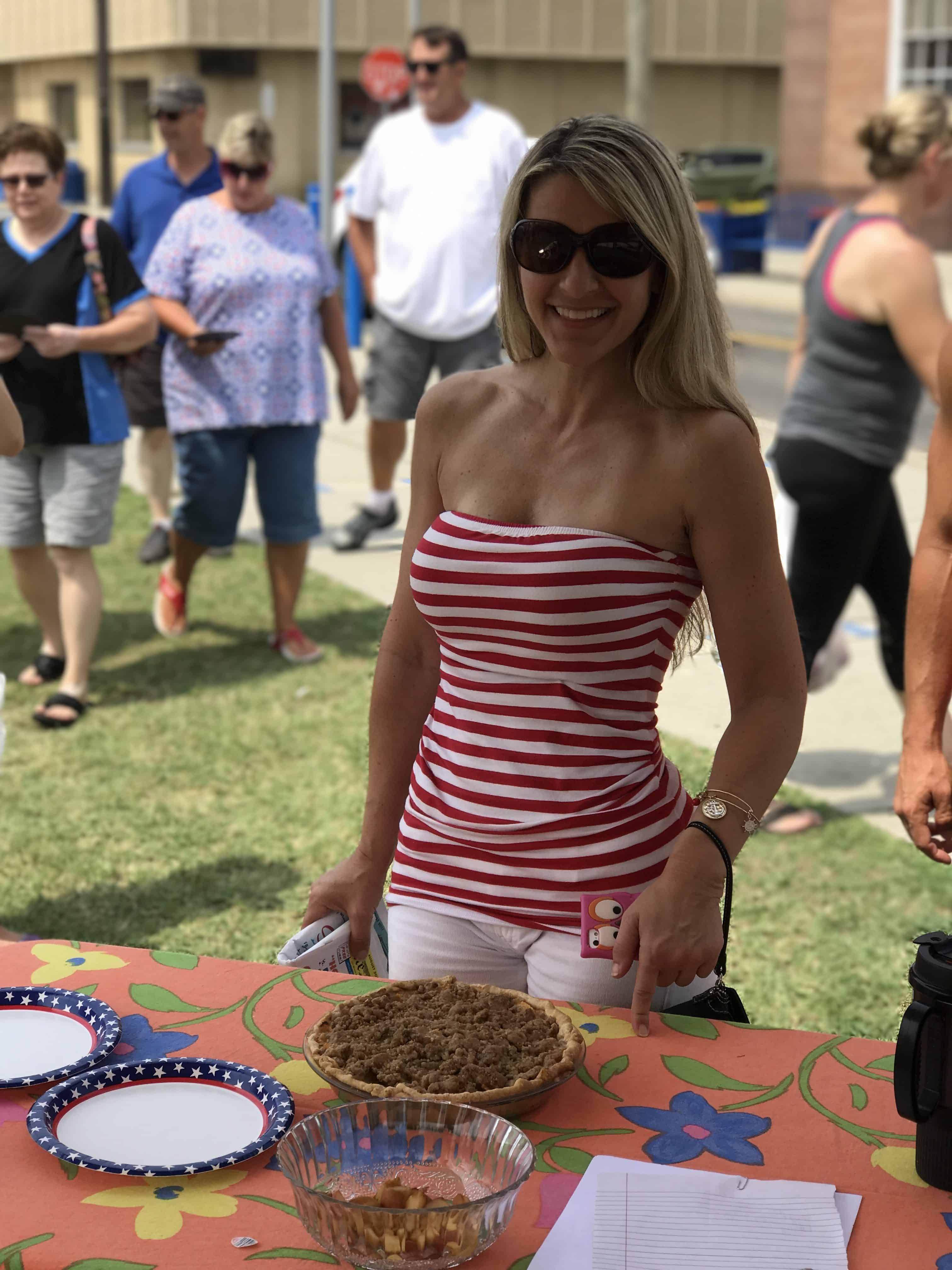 Downtown Wildwood Annual Peach Pie Baking Contest Announced