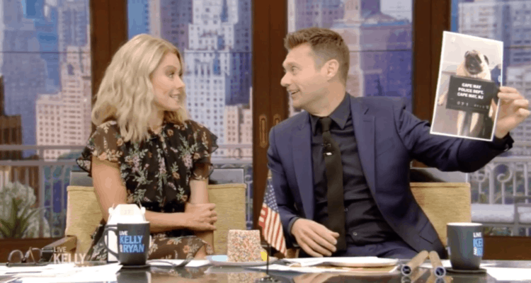 "Cape May Makes It On ""Live with Kelly and Ryan"""