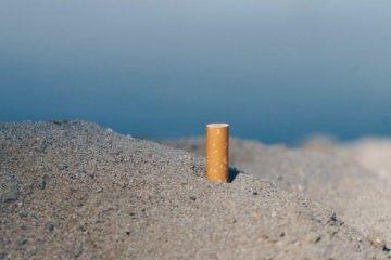 NJ Beach Smoking Ban To Get Signed