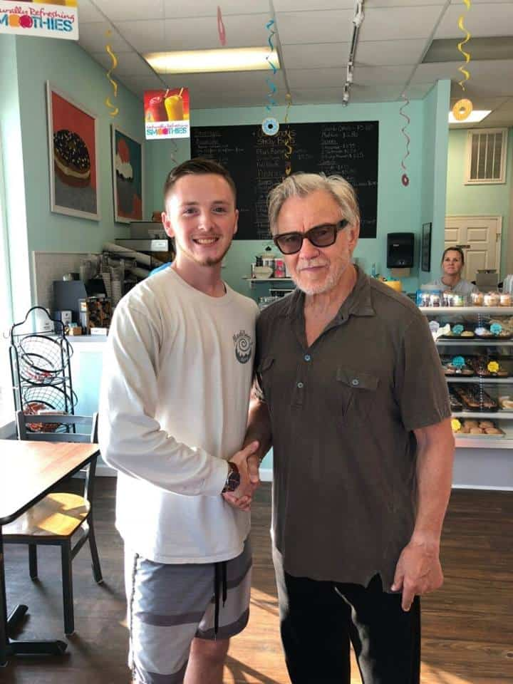 Celebrity Sighting In Cape May