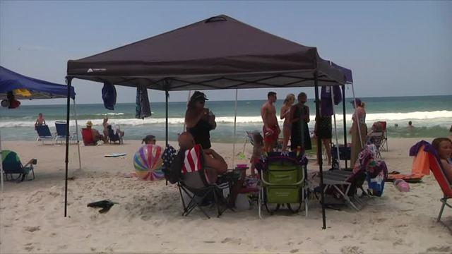 Should We Ban Beach Tents?