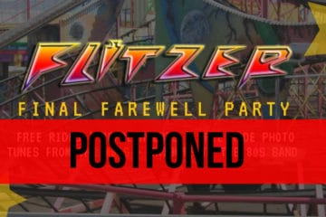 Flitzer's Final Farewell Party - POSTPONED