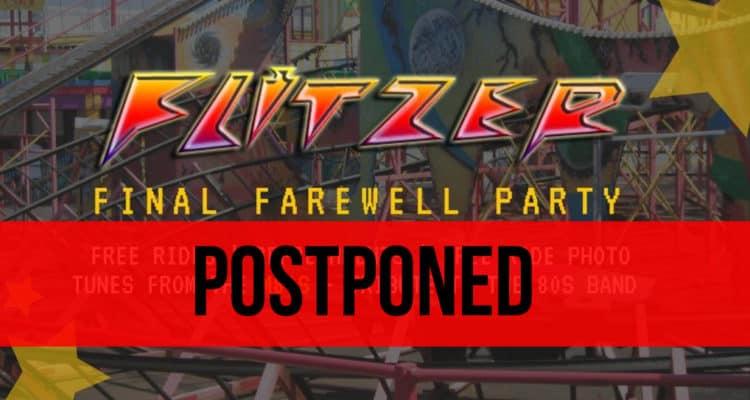 Flitzer's Final Farewell Party - POSTPONED