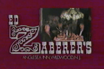 Retro Ed Zaberer's Commercial Found