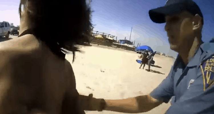 Woman Indicted On Wildwood Beach Arrest