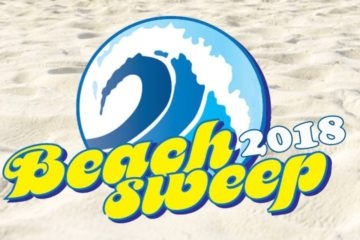 Wildwood Crest Fall Beach Sweep Oct. 20