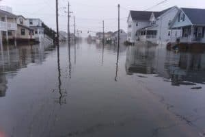 Wildwood Nor'easter Flood Videos