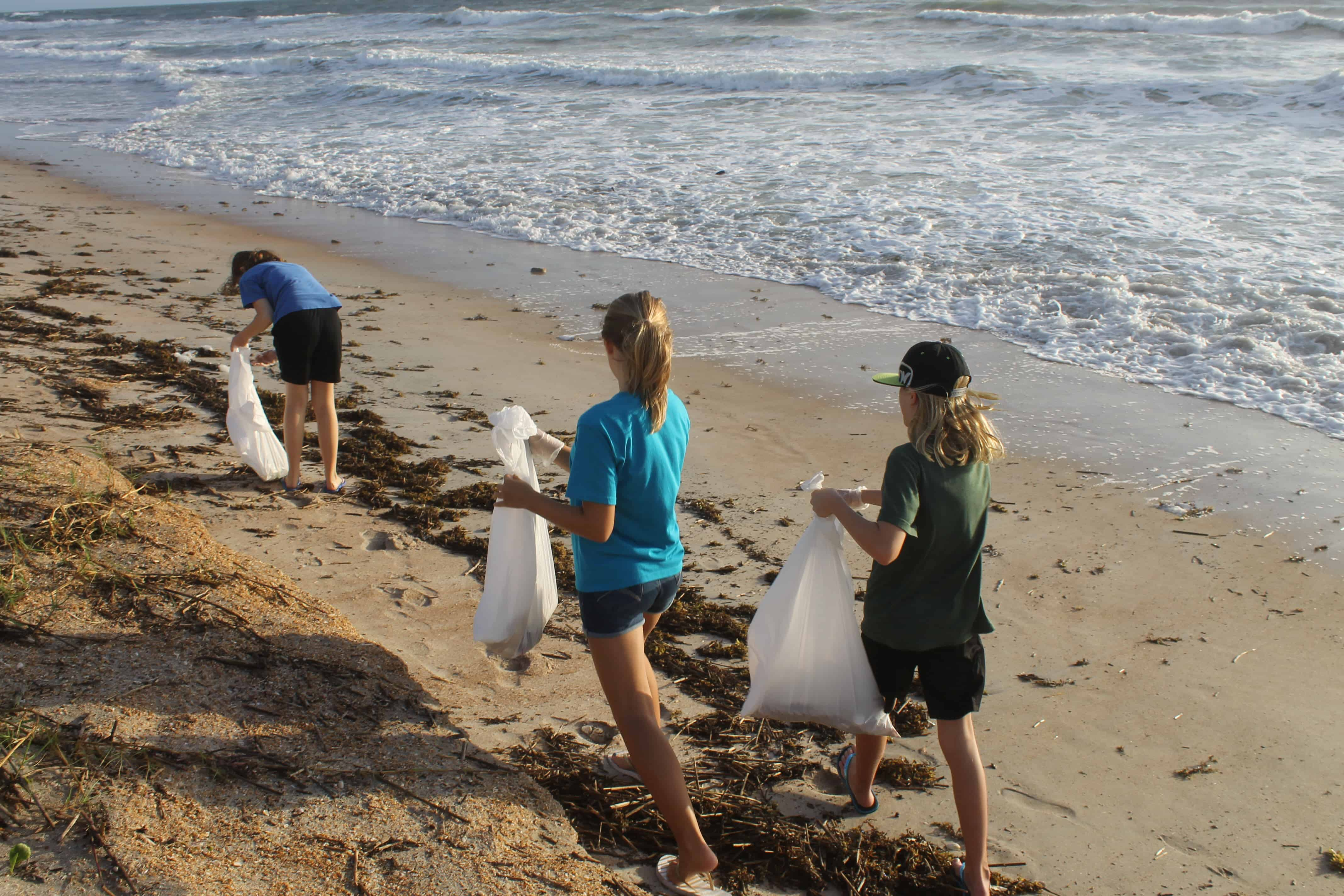 Wildwood Beach Sweep 2018
