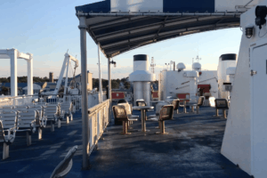 Touring The Cape Henlopen Ferry