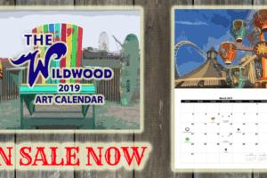 2019 Wildwood Art Calendar On Sale Now
