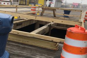 Fixing The Wildwood Boardwalk