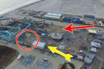 Surfside Pier Update - Jan 17th