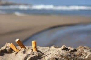 New Jersey Beach Smoking Ban Starts This Month