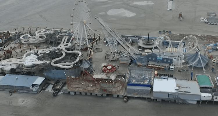 Go-Karts GONE on Mariners Landing