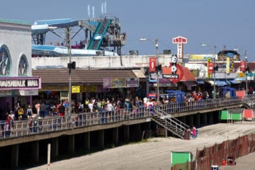 Wildwood Asks the State for 64.5 Million to Help Reconstruct The Boardwalk