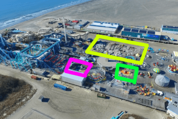Surfside Pier Construction Update – March 31st