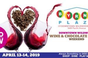 Wildwood Wine & Chocolate Lovers Weekend