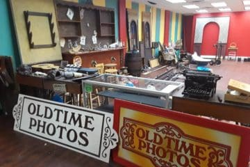 Original Old Time Photo Moves To A New Location!