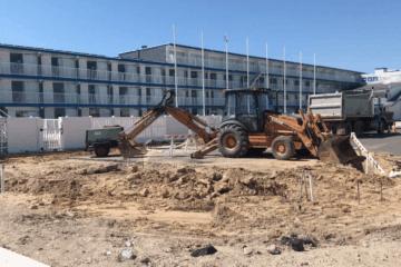 Rambler Road Construction