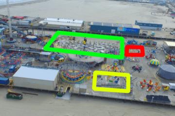 Surfside Pier Construction Update