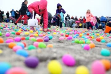 Greater Wildwood Jaycees Easter Egg Hunt