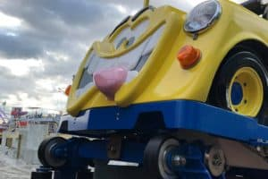 The Runaway Tram Cars Are Here