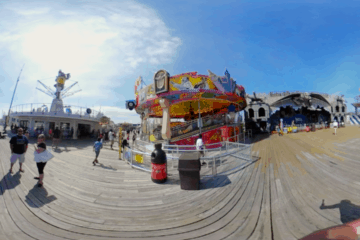 Surfside Pier in 360 - May 2019