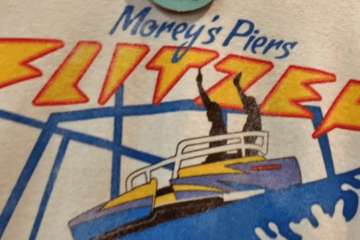 Morey's Piers 2019 Merchandise Tour
