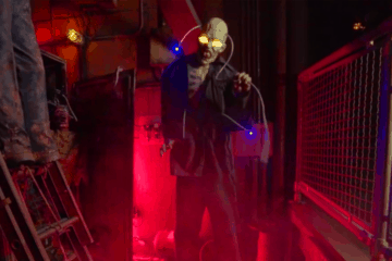 Morey's Piers Teams Up With Spirit of Halloween