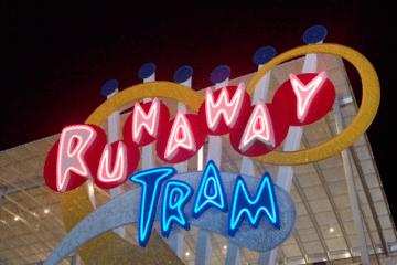 Why The Runaway Tram Isn't Open Yet