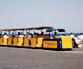 Wildwood Vacation From 1960