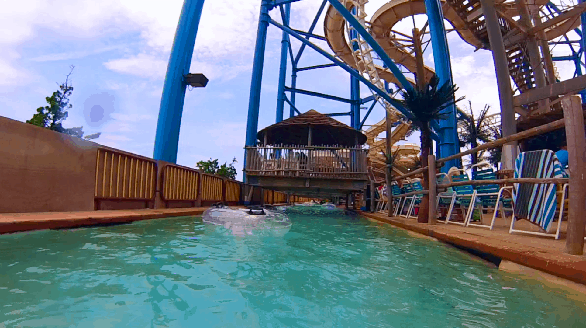 A Trip On The Lazy River