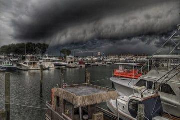 August 7th Storm Photos - Part 1