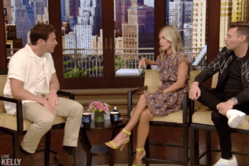 "Wildwood Makes It On ""Live with Kelly and Ryan"""